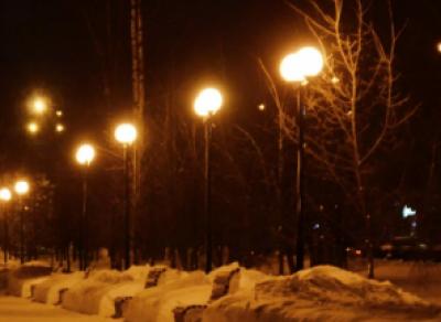 В Вологде установили 50 новых светильников