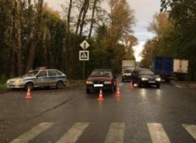 80-летний водитель сбил мужчину в Вологде