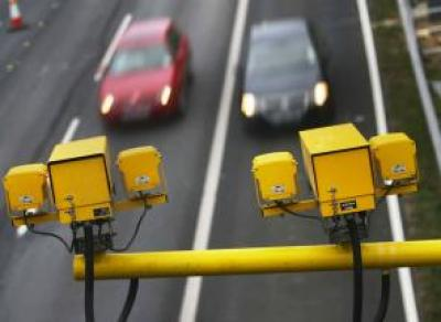 Новые штрафы для водителей по камерам