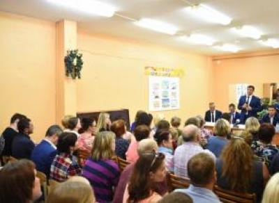 Возможность строительства школы в Прилуках рассмотрят местные власти