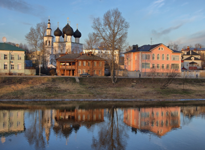 Набережную в Вологде готовят к предстоящему ремонту