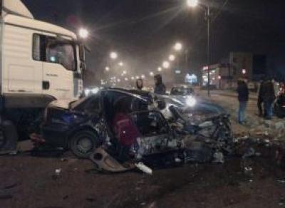 Тройное ДТП в Череповце: есть пострадавшие