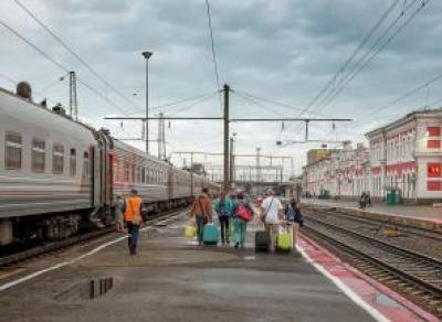 Вологду с Санкт-Петербургом свяжет новый поезд
