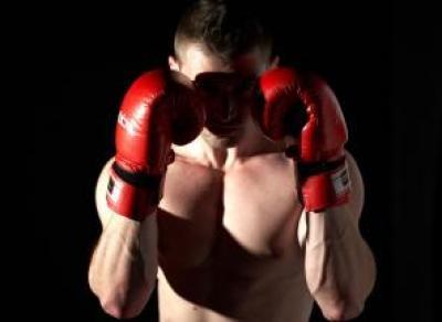 Спортивное оборудование для боксеров