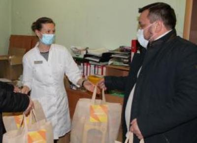 Бизнесмены помогут вологодским врачам