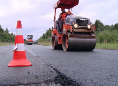 За счет «Газпрома» будет отремонтировано 17 дорог области