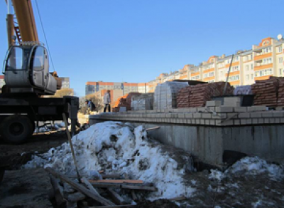 Новый детский сад на Псковской  откроется 1 сентября 2016 года