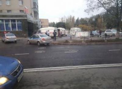 В ДТП в центре Вологды пострадал врач