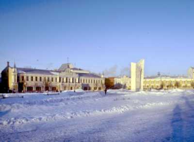 Центральную площадь Вологды планируют благоустроить