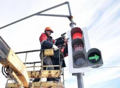 Напересечении ул. Возрождения и Окружного шоссе изменили режим работы светофора