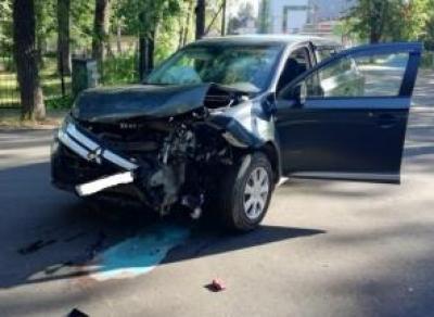 В Бабаево в «пьяном» ДТП пострадало 3 человек