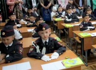 В Вологодских школах будут открыты профильные классы ДПС