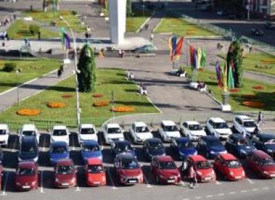 Вологжане вчера отметили День государственного флага Российской Федерации