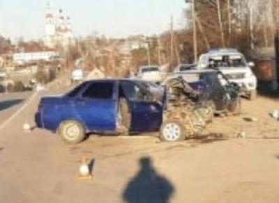 Четверо юношей пострадали в Тотьме