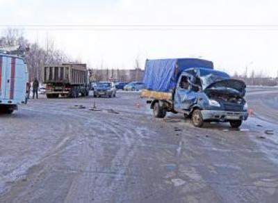 Пассажирка «Газели» погибла в Череповце