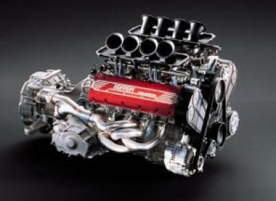 Двигатели из за границы