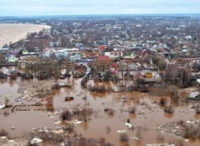Строительство в зонах подтопления запретят на Вологодчине