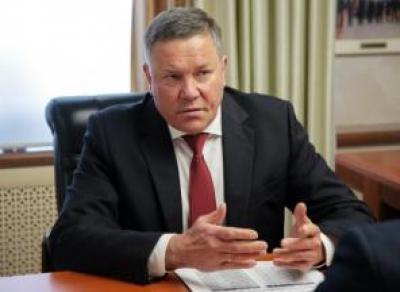 Губернатор расстроен тем, что в области не построят завод