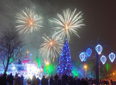 В новогоднюю ночь в Вологде будут действовать четыре автобусных маршрута