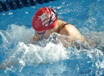 Вологжанка выиграла Всероссийские соревнования по плаванию