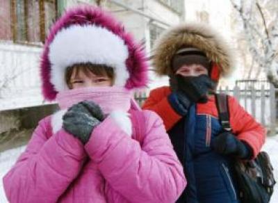 Школьники 1-5 классов могут остаться дома