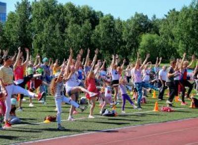 Завтра в Вологде состоится спортивный праздник