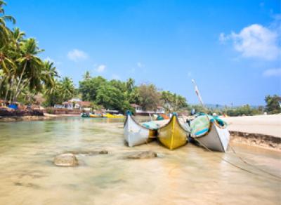 Отдых в Гоа всего за 21000