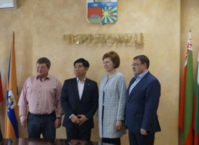 Южнокорейские предприниматели построят завод в Череповце