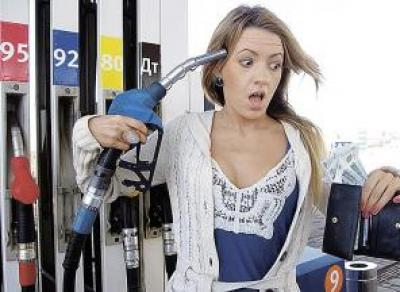 В Вологодской области отмечены одни из самых высоких цен на бензин