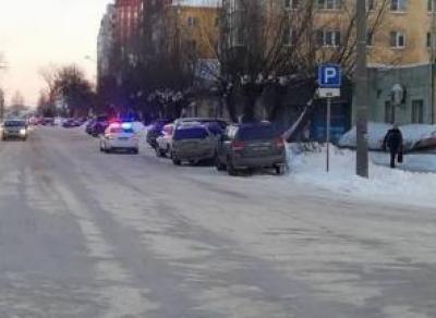 Ребёнка сбили в центре Вологды