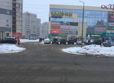 В Вологде сбили двух пешеходов