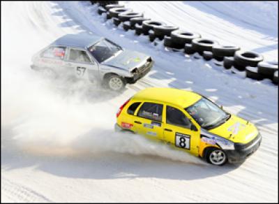 Под Вологдой пройдут общероссийские ледовые автомобильные гонки