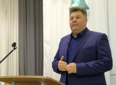 Мэр Череповца встретился с местными жителями