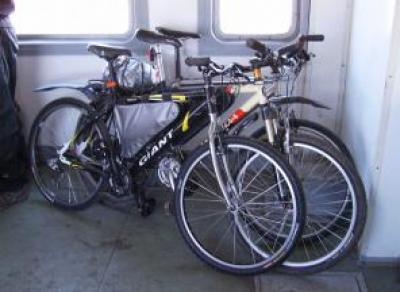 В Вологодских электричках в течение этой недели разрешили бесплатно возить велосипед