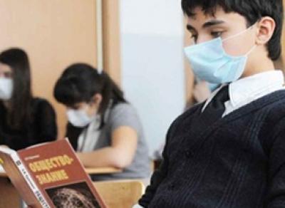 В Череповце в связи с эпидемией с сегодняшнего дня закрываются все школы