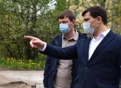 Участок ул. Горького расширят
