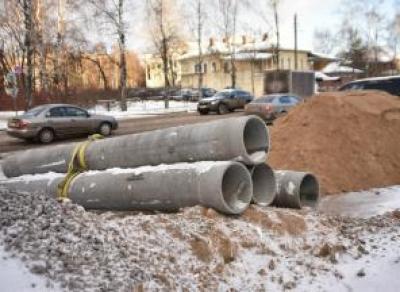 В Вологде на выходных полностью перекроют ул. Предтеченскую