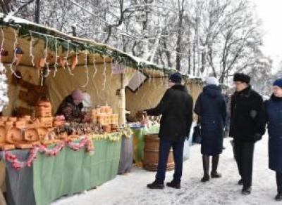 На «Рождественской ярмарке» вологжане потратили 3 миллиона рублей