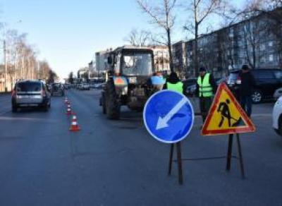 В Вологде реконструкцию ливневки закончат раньше