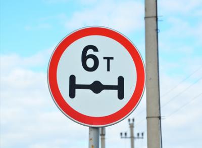 С 10 апреля в Вологде ограничат движение большегрузного транспорта