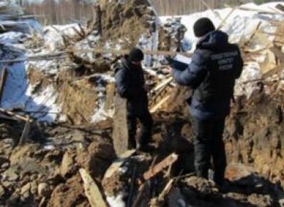 На свалке в Кич-городке найден труп