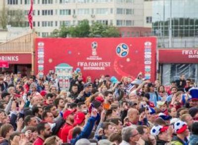 Фан-зона для болельщиков будет организована в Вологде к матчу Россия-Хорватия