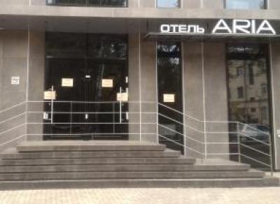 Суд обязал владельцев гостиницы «Ария» сделать вход для инвалидов-колясочников