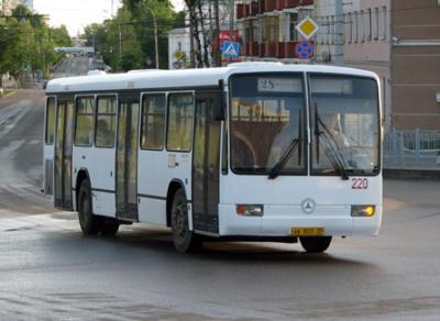 Автобусы 28-го маршрута больше не будут ездить в Лосту