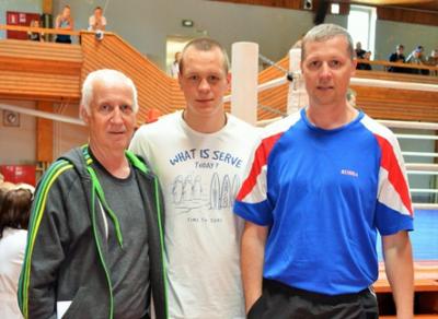 Череповчанин Илья Квасников стал серебряным призером международного турнира по боксу