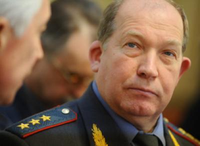 Владимир Путин уволил заместителя главы МВД по безопасности на транспорте Виктора Кирьянова