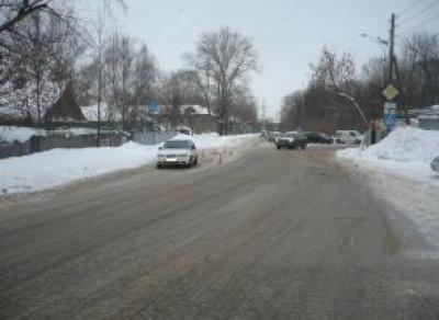 В Вологде сбили 28-летнюю девушку
