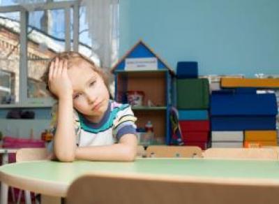 В Вологде дети стали чаще болеть из-за холода в детских садах