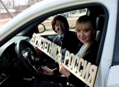 Спортсменка Анна Нечаевская призвала водителей соблюдать ПДД