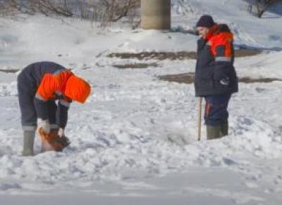Как готовятся к паводку в Вологде?